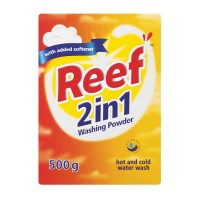 REEF 2IN1 WASHING POWDER 500GR